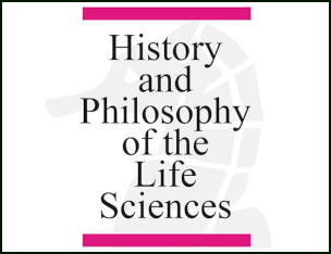 Nowa publikacja Mariusza Maziarza i Martina Zacha w History and Philosophy of the Life Sciences
